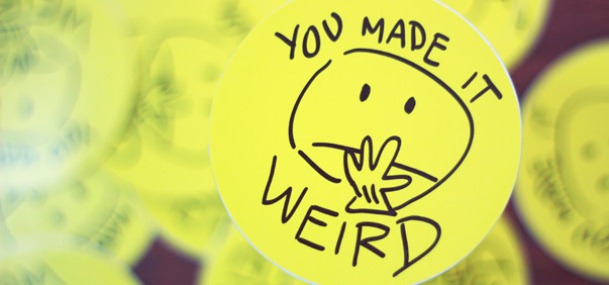 Image result for you made it weird podcast
